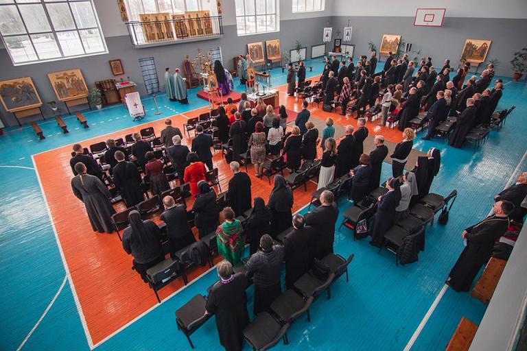 Собор Львівської Архиєпархії (29.2.2020)